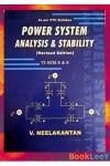 Power System Analysis & Stability By V. Neelakantan